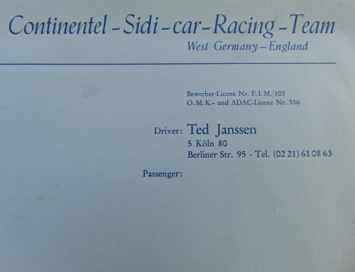 Ted Janssen Racing