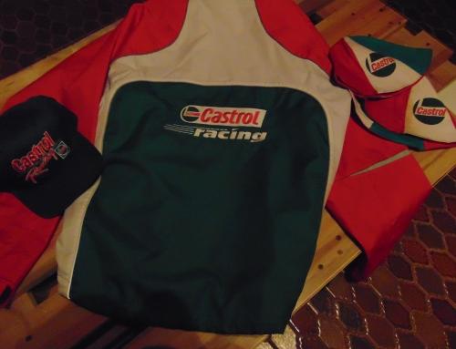 Neue Castrol Exponate bei Classic Race