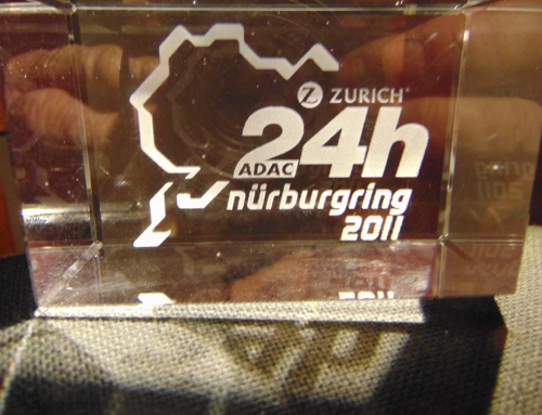 Neues 24h Nürburgring Exponat